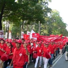 Đi bộ TP. Hồ Chí Minh - Chia sẻ ước mơ tuổi thơ