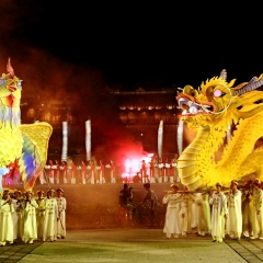 Khai mạc Festival Huế 2006