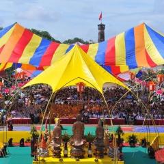 Đại lễ Phật giáo kỷ niệm 1000 năm Thăng Long - Hà Nội